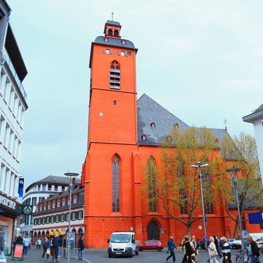 Церковь Святого Квентина