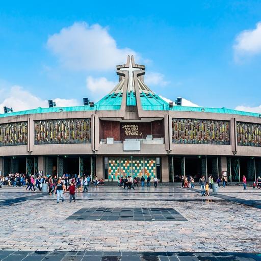 Базилика Святой девы Марии Гваделупской