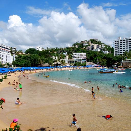 Пляж Колета и Колетилла