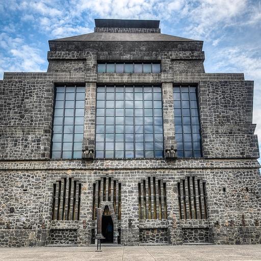 Музей Диего Риверы