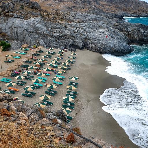 Пляж Микро Амуди