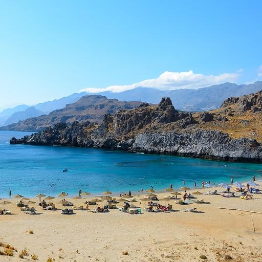 Пляж Схинария