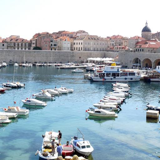 Старый порт Дубровника