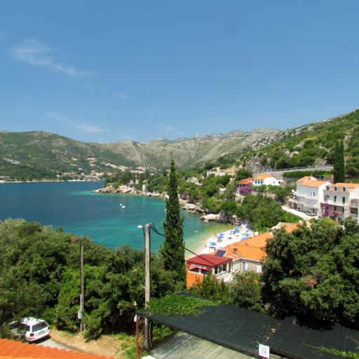Пляж Стиковица