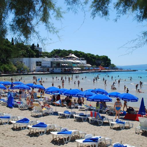 Пляж Бачвице