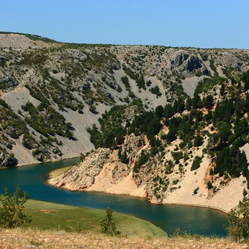 Река Зрманя