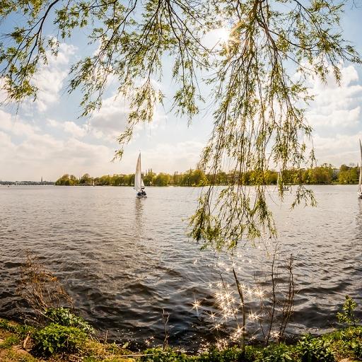 Озеро Альстер