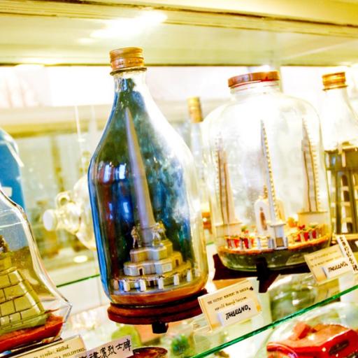 Музей бутылочного искусства