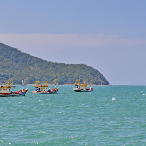 Рыбацкая деревня Банг Сарай