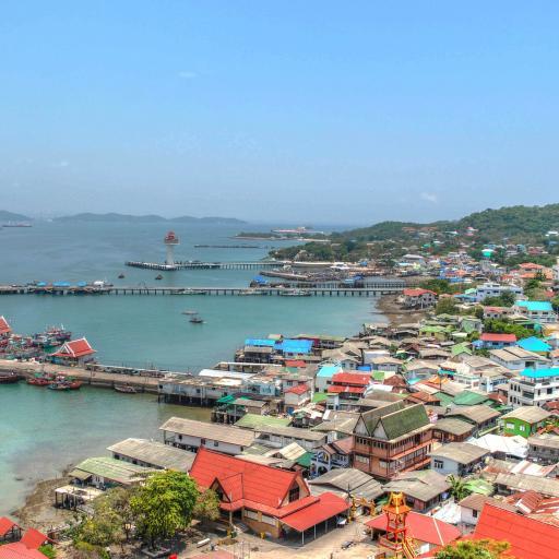остров Ко Си Чанг
