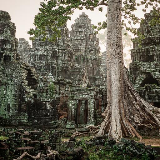 Храм Бантай Кдей