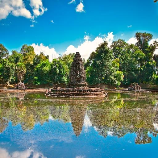 Храм Нек Пин