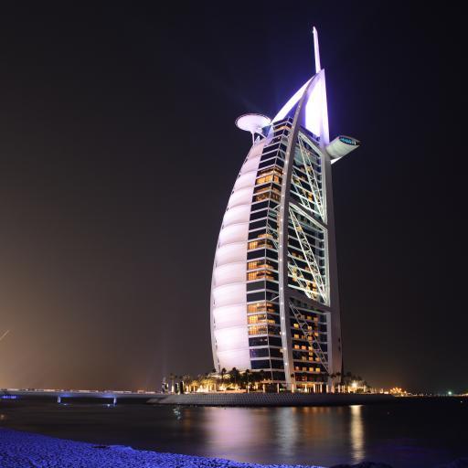 Отель «Бурдж Аль Араб»