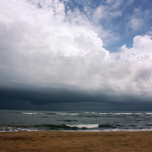 Пляж Тираколь