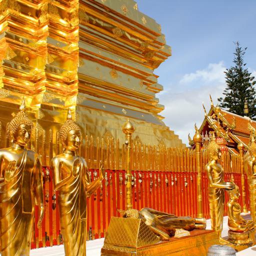 Храм Ват Пратхат Дой Cутхеп