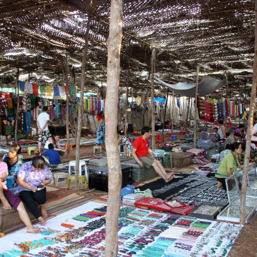 Дневной рынок в Анджуне