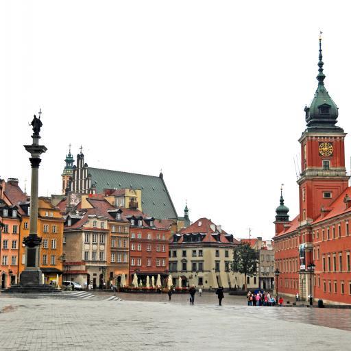 Замковая площадь