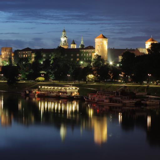Королевский замок Вавель