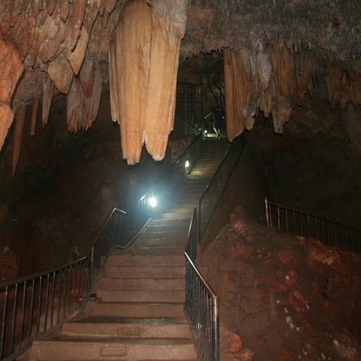 Пещеры Бельямар, Амбросио и Сатурн