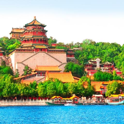 Летний дворец Ихэюань