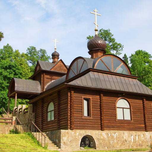 Источник преподобного Саввы Сторожевского