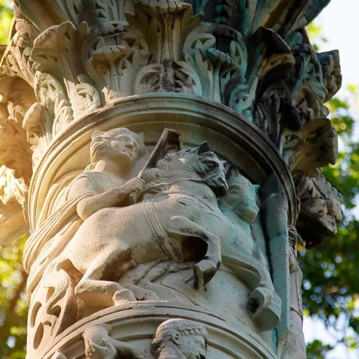 Большая колонна Юпитера