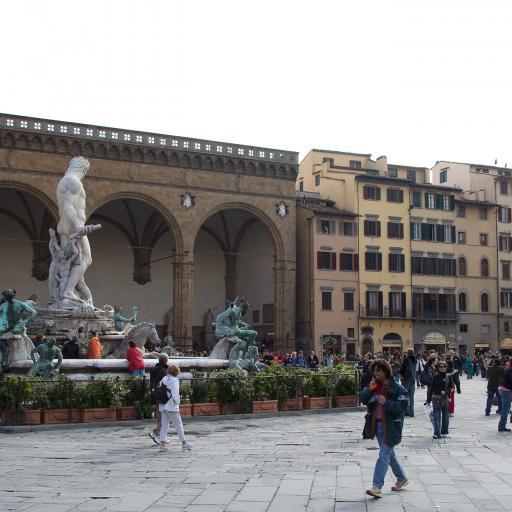 Площадь Синьории