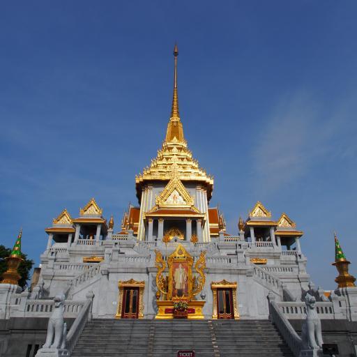 Храм золотого Будды (Ват Траймит)