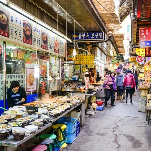 Рынок Dongdaemun