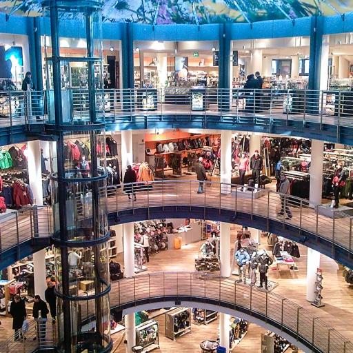 Торговый центр Оливанденхоф