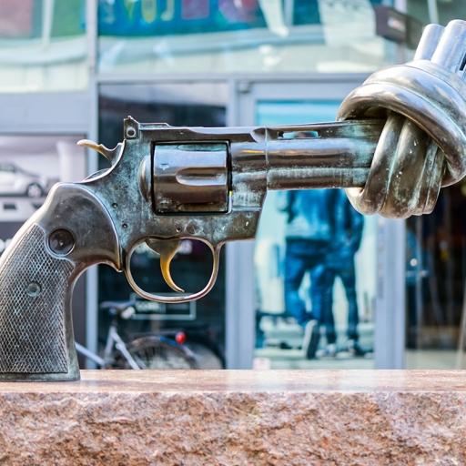 Памятник «Нет насилию»