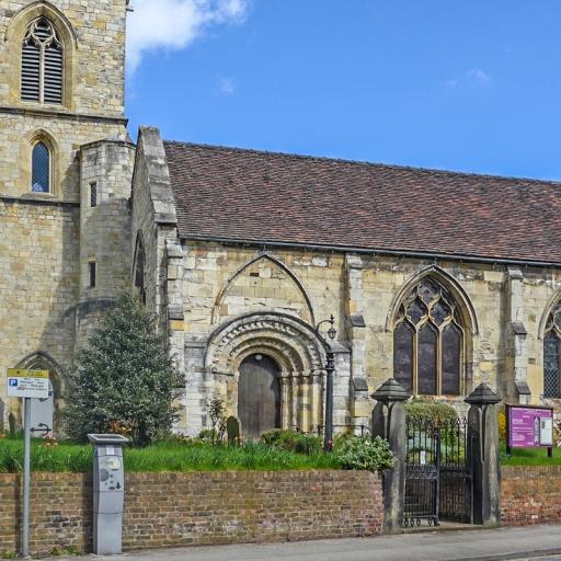Церковь Святого Дениса