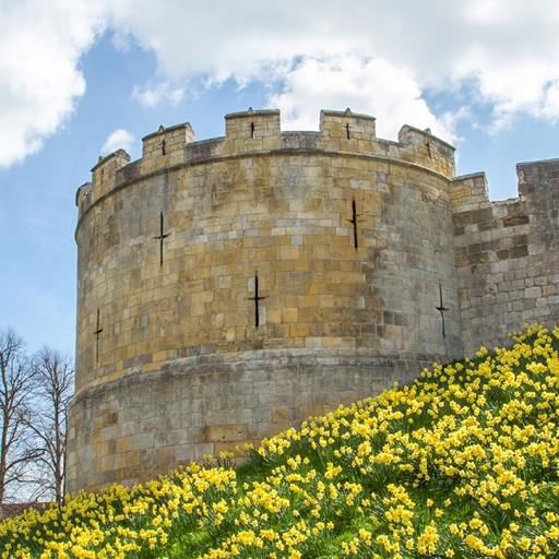 Йоркские городские стены