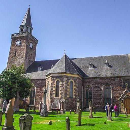 Старая Высокая церковь