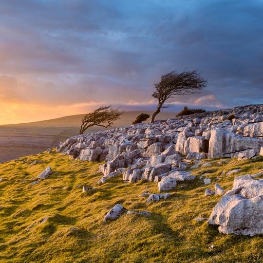 Национальный парк «Йоркширские долины»