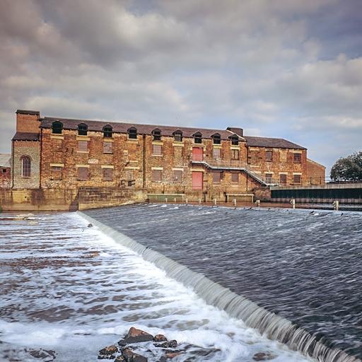 Туэйтская водяная мельница