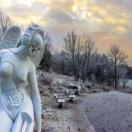 Парк скульптур Ekebergparken