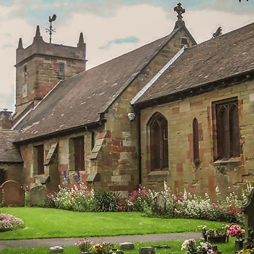 Церковь Святого Леонарда в Frankley