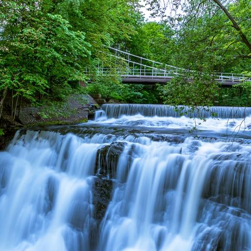 Экологический парк Акерсельва