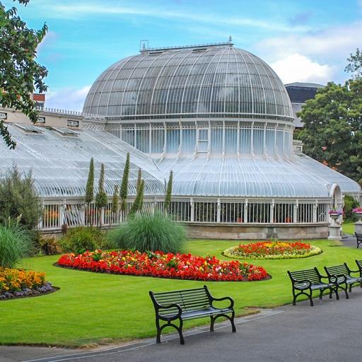 Дублинский ботанический сад