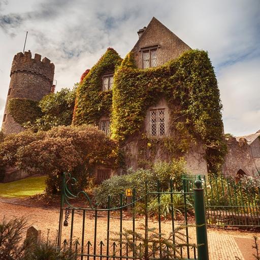 Замок Малахайд