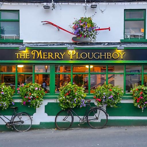Ирландский паб Merry Ploughboy