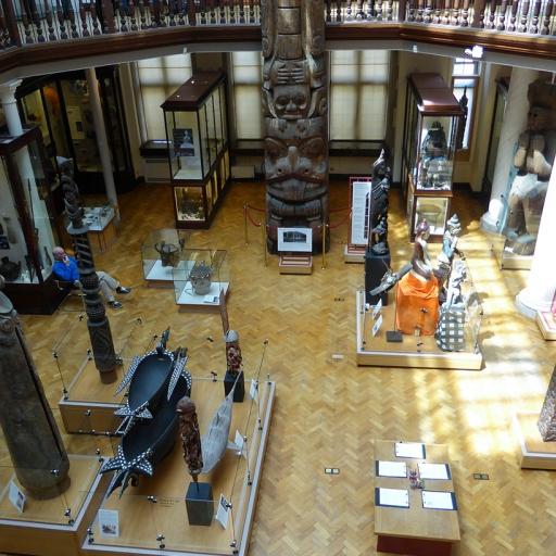 Кембриджский музей археологии и антропологии