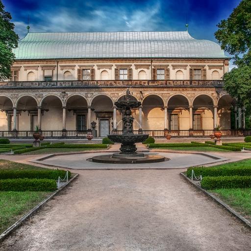Бельведер (Летний дворец королевы Анны)
