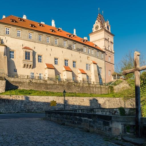Замок Брандис