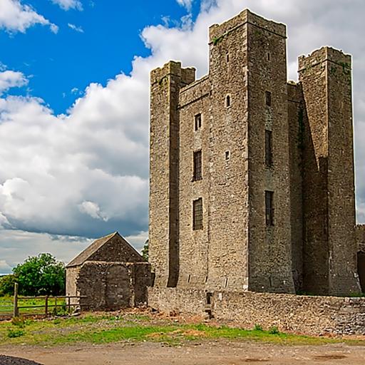Замок Дансоли