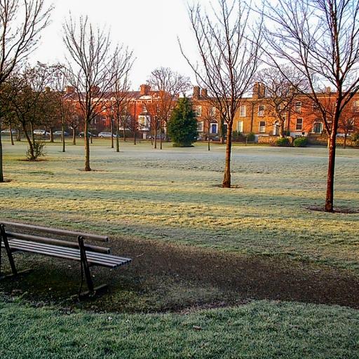Парк площади Белгрейв
