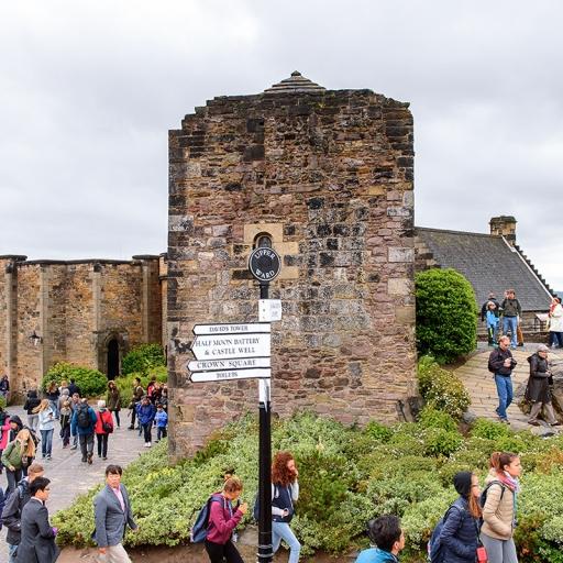 Шотландский Национальный военный мемориал