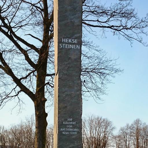 Колонна в память о сожженных за колдовство