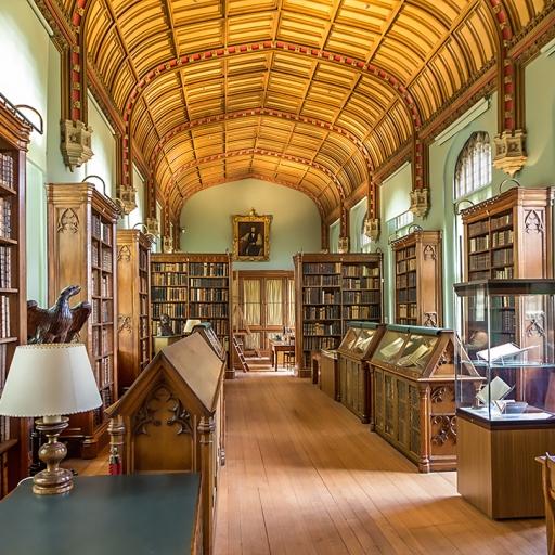 Библиотека Паркер